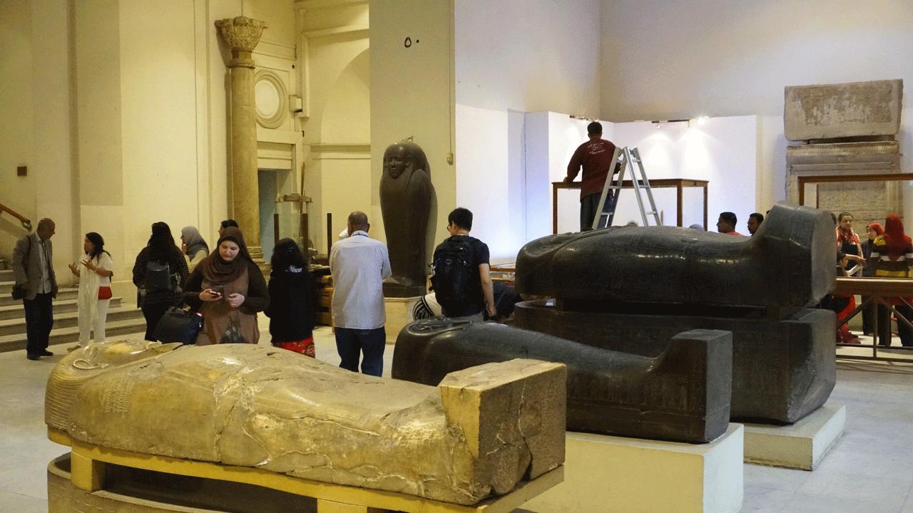 Grabstätte Ägypten