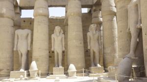 Karnak tempel Bild 3 in Ägypten