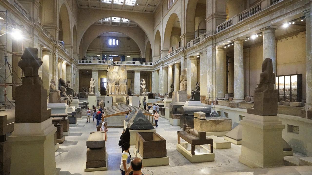 Ägyptisches Museum Überblick