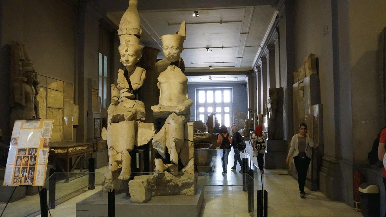 Ägyptisches Museum Bild 5