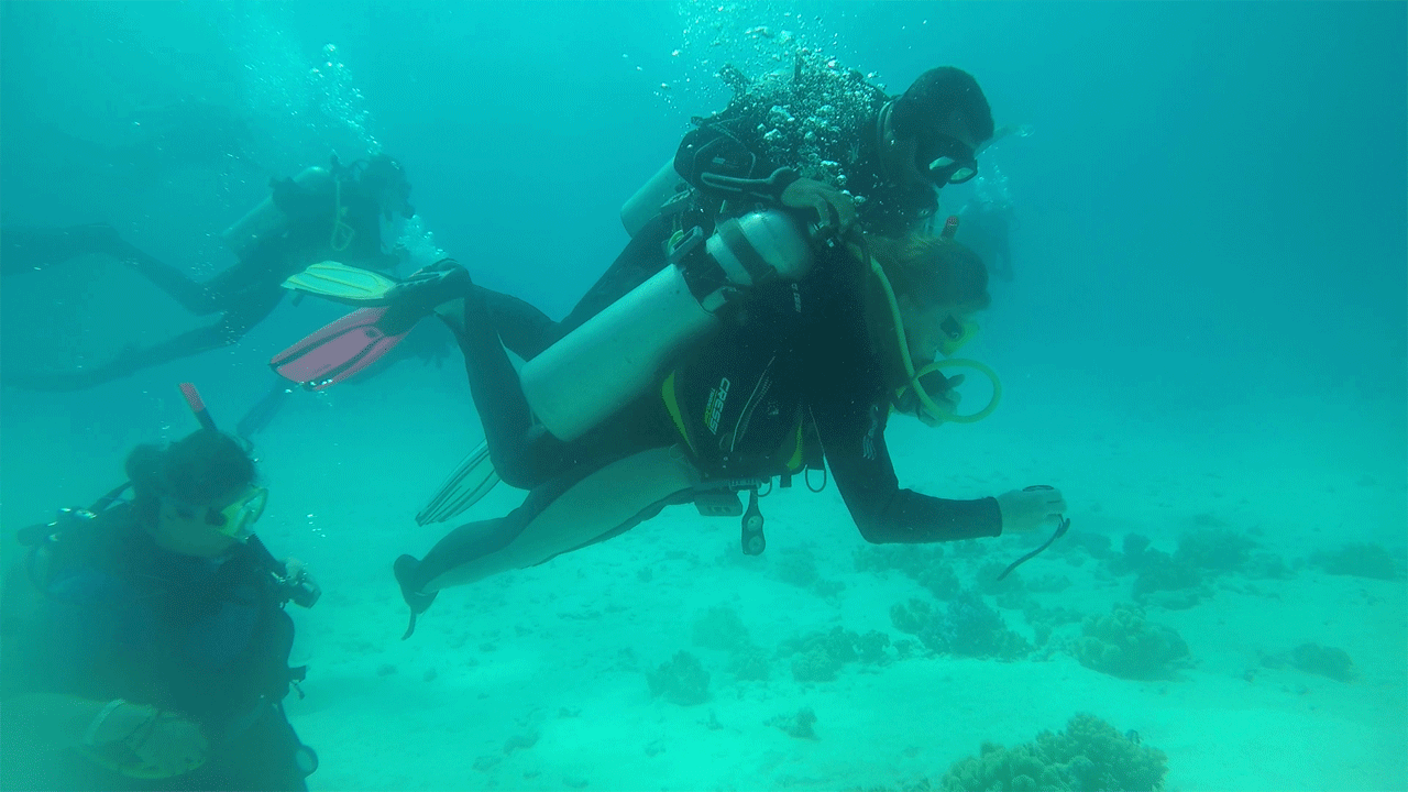 Weltreise Hurghada